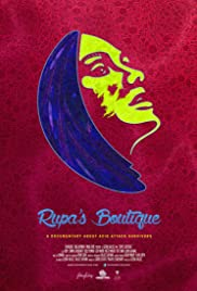 Rupa's Boutique Poster