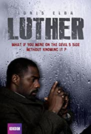 Luther Poster - TV Show Forum, Cast, Reviews