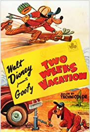 Two Weeks Vacation Poster