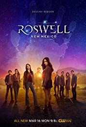 Roswell, New Mexico - Season 3 poster