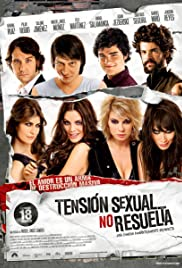 Tensión sexual no resuelta Poster