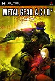 Metal Gear Ac!d² (2005) Poster - Movie Forum, Cast, Reviews