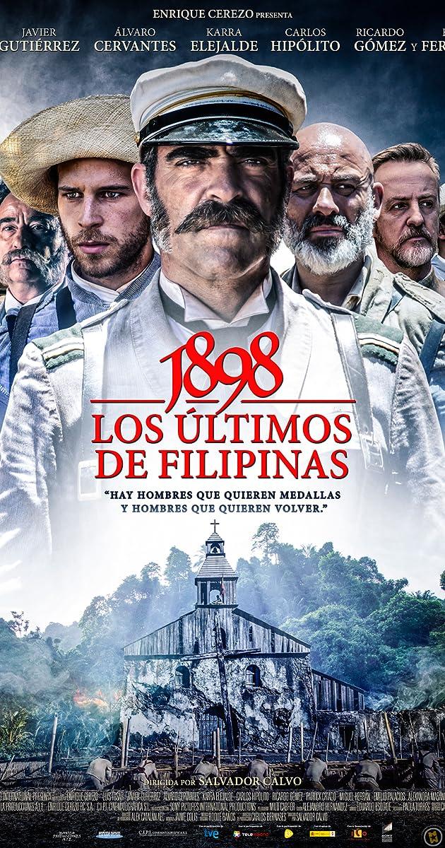 1898. Los últimos de Filipinas (2016) Bluray