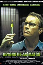 Image of Beyond Re-Animator