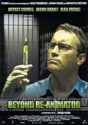 Beyond Re-Animator poster