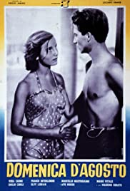 Domenica d'agosto (1950) Poster - Movie Forum, Cast, Reviews