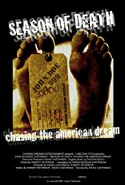Season of Death: Chasing the American Dream Poster