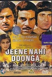 Jeene Nahi Doonga Poster