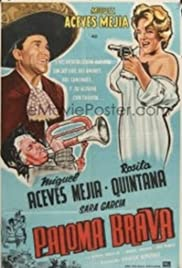 Paloma brava Poster