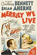 Image of Merrily We Live