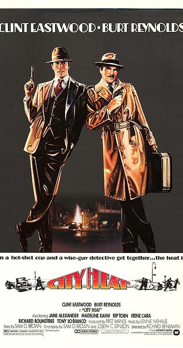 V For Vendetta Movie Cover City Heat (1984) - IMD...