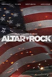 Altar Rock(2017) Poster - Movie Forum, Cast, Reviews