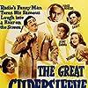 Jane Darwell, Charles Arnt, Nancy Gates, Freddie Mercer, Harold Peary, and Lillian Randolph in The Great Gildersleeve (1942)