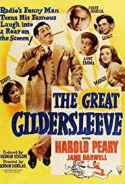 The Great Gildersleeve Poster