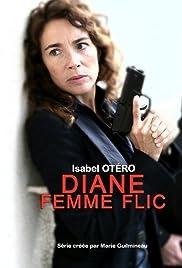 Diane - Crime Fighter Poster