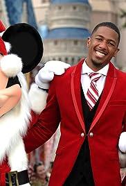 Disney Parks Christmas Day Parade Poster