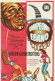 The Harlem Globetrotters (1951) Poster - Movie Forum, Cast, Reviews