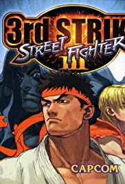 Street Fighter III: Third Strike - Fight for the Future (1999) Poster - Movie Forum, Cast, Reviews