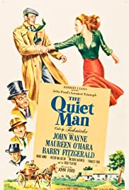 The Quiet Man (1952) Poster - Movie Forum, Cast, Reviews