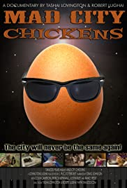 Mad City Chickens Poster