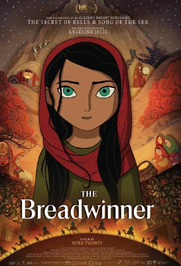 The Breadwinner (2017)