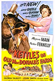 The Kettles on Old MacDonald's Farm (1957) Poster - Movie Forum, Cast, Reviews