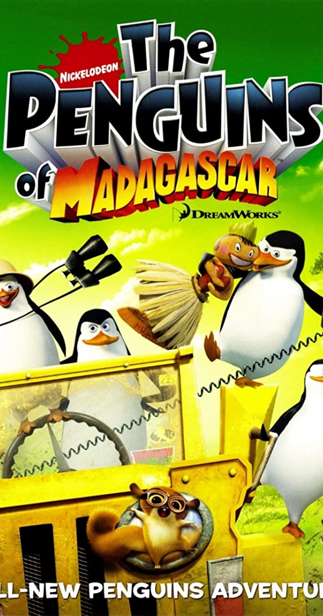The Penguins of Madagascar (TV Series 2008– ) Web DL 480p 720p