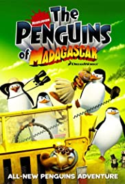 The Penguins of Madagascar Poster - TV Show Forum, Cast, Reviews