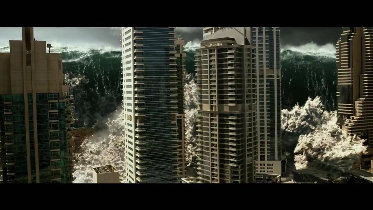 Geo Tormenta (Geostorm)