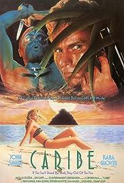 Caribe(1987) Poster - Movie Forum, Cast, Reviews