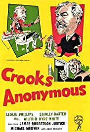 Crooks Anonymous (1962) Poster - Movie Forum, Cast, Reviews