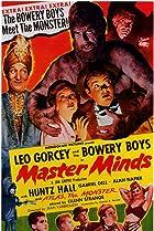 Master Minds (1949) Poster