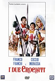 The Two Crusaders Poster