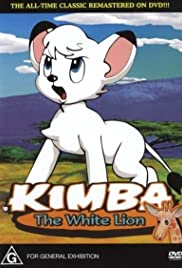 Kimba, the White Lion Poster