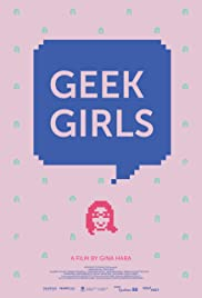 Image result for geek girls poster 2017
