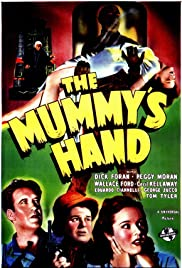 The Mummy's Hand (1940) Poster - Movie Forum, Cast, Reviews