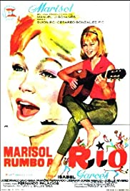 Marisol rumbo a Río(1963) Poster - Movie Forum, Cast, Reviews