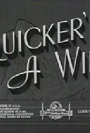 Quicker'n a Wink (1940) Poster - Movie Forum, Cast, Reviews