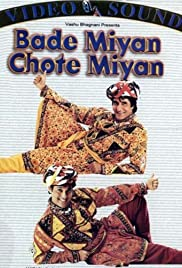 Bade Miyan Chote Miyan (1998) Poster - Movie Forum, Cast, Reviews