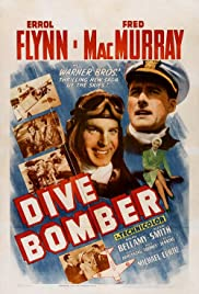 Dive Bomber (1941) Poster - Movie Forum, Cast, Reviews