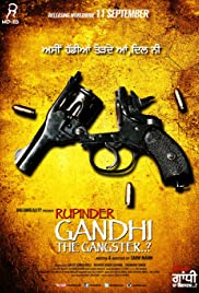 Rupinder Gandhi the Gangster..?