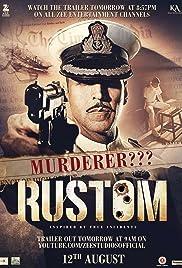Rustom(2016) Poster - Movie Forum, Cast, Reviews