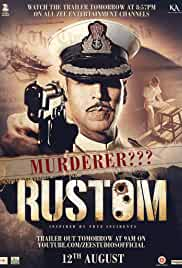 Rustom 2016 Hindi BRRip 720p 1.1GB AAC MKV