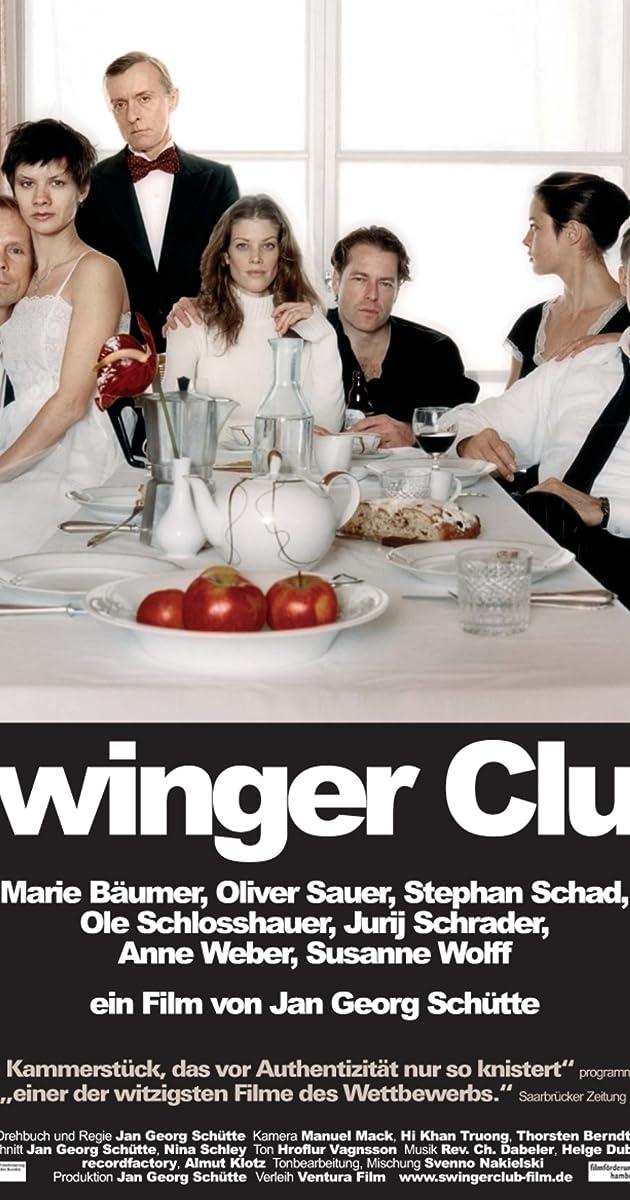 Swinger party film