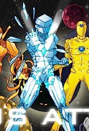 Virus Attack Poster