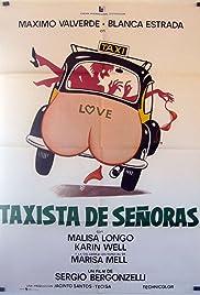 Taxi Love - Servizio per signora Poster