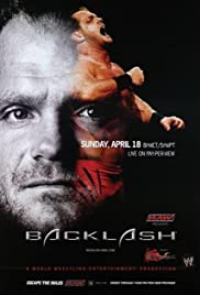 WWE Backlash (2004) Poster - TV Show Forum, Cast, Reviews