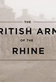 The British Army of the Rhine Poster