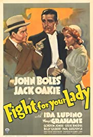Fight for Your Lady (1937) Poster - Movie Forum, Cast, Reviews