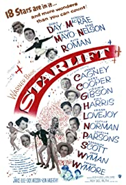 Starlift (1951) Poster - Movie Forum, Cast, Reviews